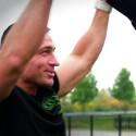 Fitness träningskoncept