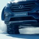 Shackleton's Return - Hyundai Santa Fe blir första personbilen att korsa Antarktis.
