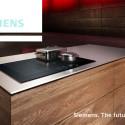 Siemens flexInduction - älykästä ruoanvalmistusta.