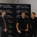 Peter Klangsell och Mikael Klingberg berättar om tanken bakom Elcykelvaruhuset.