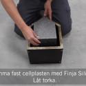 Lockande fågelholk i betong – gör det själv