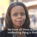 New dissertation: The World Bank and the IMF undermines labour rights, Interview w doctor Mwakagali, English subtitles.