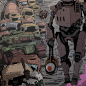 Mutant: Mechatron - Rise of the Robots Role-playing