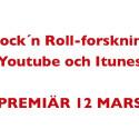 """Ny trailer för videopodden """"Rock´n roll-forskning"""" av Mattias Lundberg och Stefan Söderfjäll. Premiär 12 mars 2013 #psykologi #forskning"""