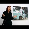 Louise Fenger-Krog på Edsvik konsthall - Sagor, skrönor och lite verklighet