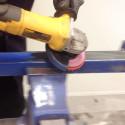Blaze Rapis Strip grovrengjøringsrondeller for fjerning av maling og lakk