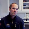 """Forskaren Peter Thor om klimatförändringen; """"Jag är väldigt, väldigt orolig""""."""