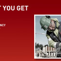 Why buy when you can rent from Cramo!