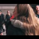 Flashmob i T-banan