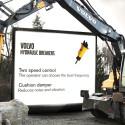 Hydraulhammare HB-serien från Volvo - för Volvo EC140-EC700 (14-70 ton)