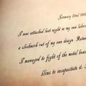Doctor Obadiah Springhorn's Diary - SteamHammerVR