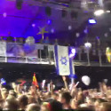 Israeli Party in Euroclub, 9th MAy 2016