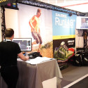 See and hear the happy runners who tried Qualisys Running Analysis at ISPO
