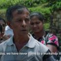 Srilankesiska teodlare arbetar för ett hållbart jordbruk
