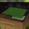 Uppbyggnad - XtraGrass hybridgräs