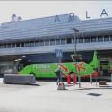 FlixBus till Arlanda
