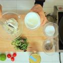 Low Carb Tortilla - Quesadilla recept