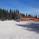 Nu grävs det för nya idrottshallen i Svenstavik