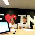 Kerstin, 82 vs Kids Hack Day #Mynewsdesknow
