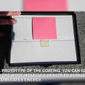 Video: Fönsterfilm kan jämna ut temperaturen med hjälp av solenergi