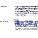 Exempel på ögonsrörelseinspelningar