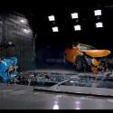 XC90 frontal crash test