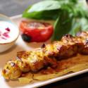 Jooje kycklingrätt på Tehran Grill