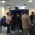 VR-AR community på besøg i RIB's Lab