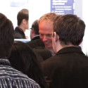 Tobii presents the eye-controlled laptop prototype at Cebit 2011