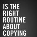 Zlatan - The Right Routine