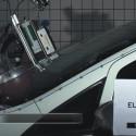 FIAT Punto crash test montage - Dec 2017