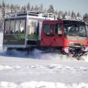 Scandinavian Terrain Vehicles TL6 Svalbard tourist module