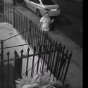 CCTV footage of part of the incident