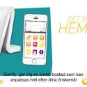 Somfy TaHoma - Det smarta hemmet
