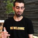 Mustafa Alkhateeb från Syrien blev biodlare i Säffle