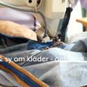 Laga och sy om dina kläder - Online