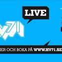 HV71 LIVE Reklamfilm