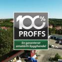 100% Proffs anläggningar