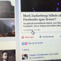 Nye facebook-like knapper