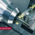 Bearbeta precisionsdelar i höglegerat stål