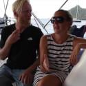 Rosentoft-familien: Svært valg om den videre sejlrute