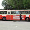 Grafikens Hus gratisbuss blir klädd
