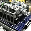 Carlsberg Falkenberg, automatisk hantering från end-of-line till skeppning