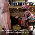 SOS-barnebyers nødhjelpsarbeid i Niger