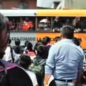 The Non-Violence Schoolbus, Mexico