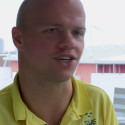 Vägen till Rio: Mikael Fredriksson (Simning)