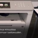 Suomenkielinen video Brotherin uutuusmallistosta L5000/L6000