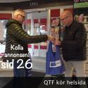 EXTRA, EXTRA – QTF KÖPER EXPRESSEN!