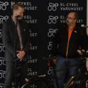 Crescent delar med sig av sin syn på elcykel-marknaden och visar modellen Crescent Elton