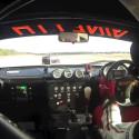 Följ med inne i bilen på ombordkamera i Simons första race i GT5 Challenge 2013